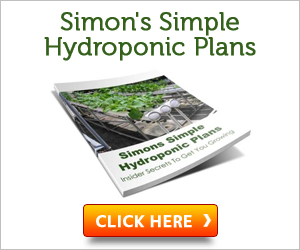 Simon's Simple Hydroponics Plans